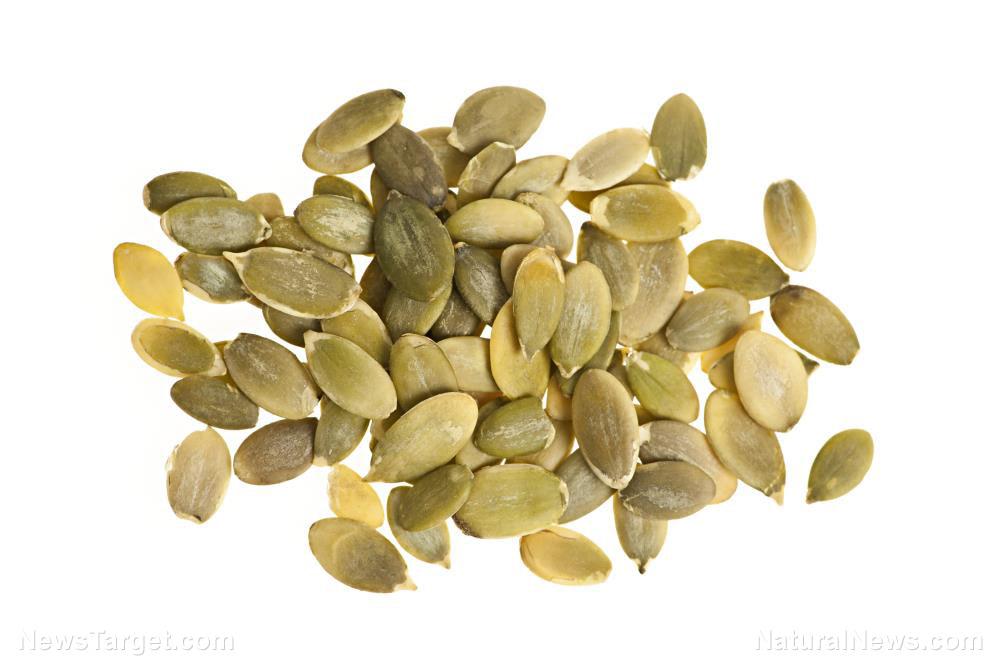Pumpkin seed oil found to reduce hypertension risk in postmenopausal women