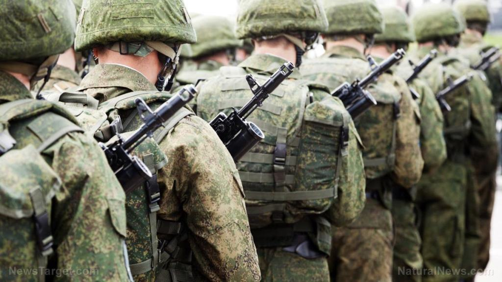US soldiers sue federal agencies over military's COVID-19 vaccine requirements