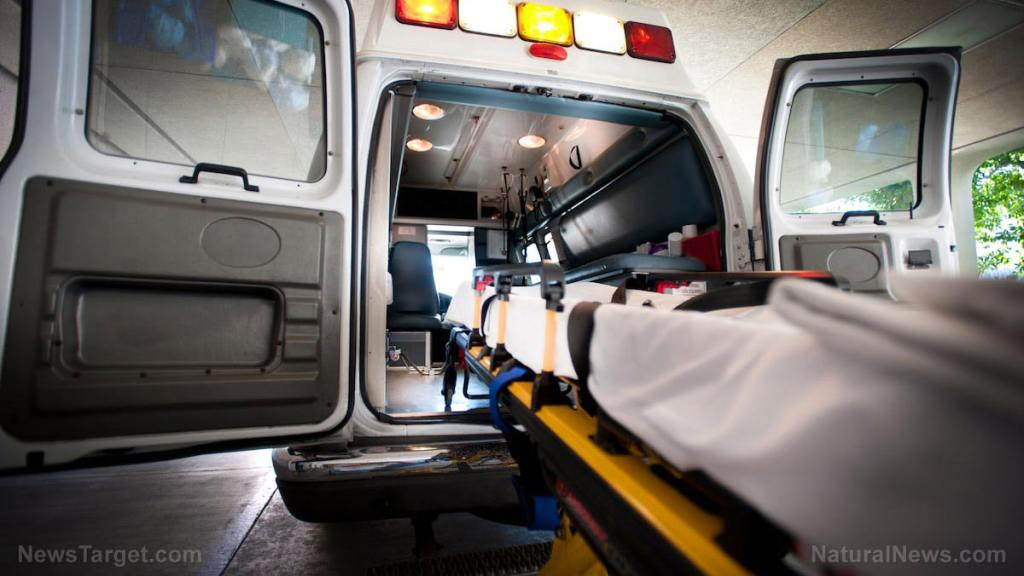 911 systems in danger of collapsing as first responder shortages further complicated by opposition to COVID vaccines