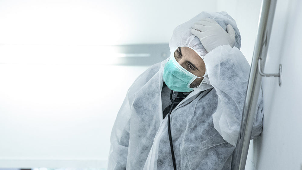 DISCRIMINATION: Nurses with natural immunity to covid no longer welcome at American hospitals