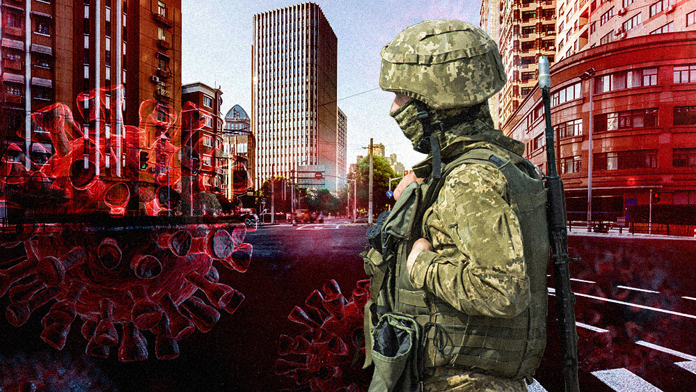 New York initiates medical martial law rollout with troops to take over hospitals where unvaxxed health care workers are being fired en masse