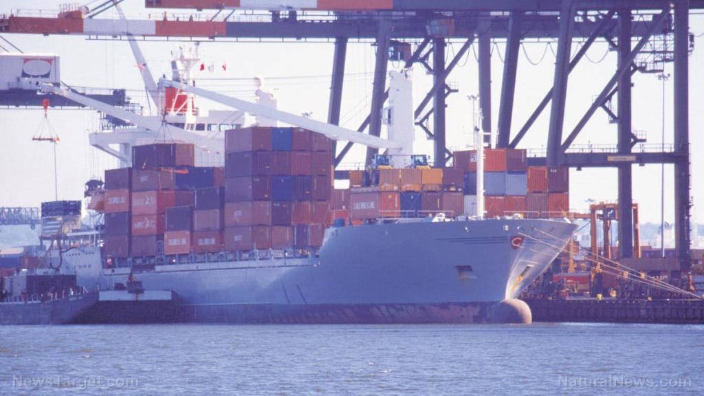 VAX COLLAPSE: Vaccine mandates are causing catastrophic logistics failures in international shipping